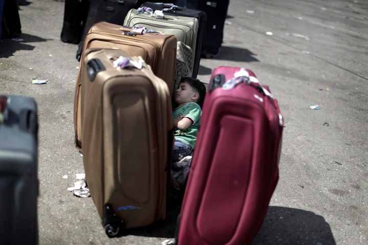 Rafah border crossing partially re-opened