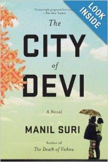 The City of Devi by Manil Suri