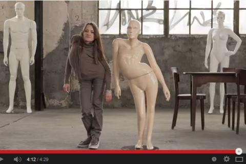 disabled mannequins