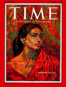 """Maria Callas """"The Prima Donna"""""""