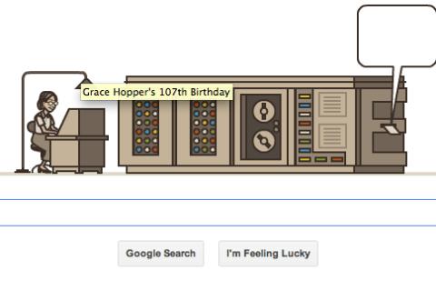 Google Doodle, Dec. 9