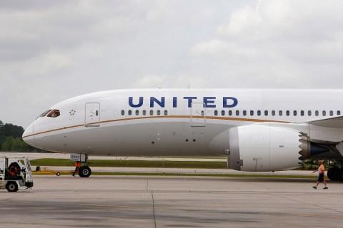 united-bush-airport