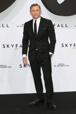 'Skyfall' Germany Premiere