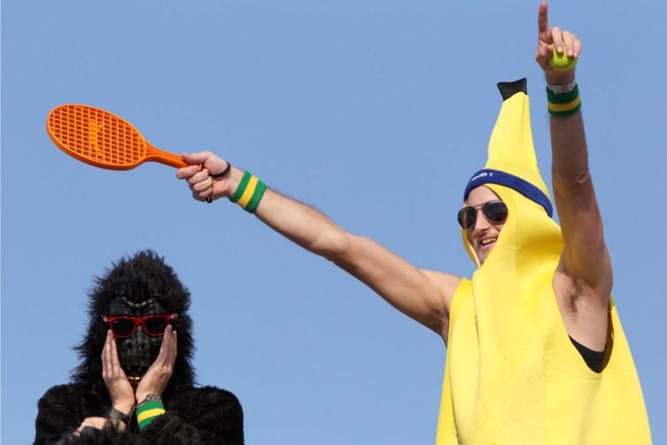 gorilla-banana