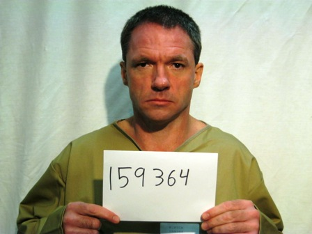 This undated photo provided by Kentucky Department of Corrections, Robert Vick is shown. Authorities say Vick, an inmate, escaped from a minimum security facility in Lexington on Sunday, Jan. 5, 2014. As temperatures dropped into the low single digits Monday, they say he walked into a motel and asked the clerk to call police. Lexington police spokeswoman Sherelle Roberts says 42-year-old Vick of Hartford told the clerk he wanted to turn himself in and escape the arctic air.