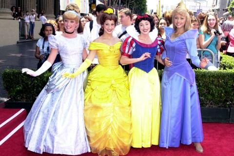 The Princess Diaries Premiere