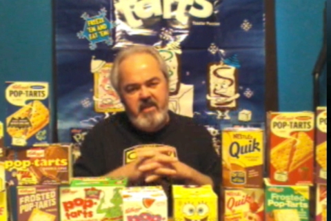Prince of Tarts Celebrates Pop-Tarts 50th Anniversary