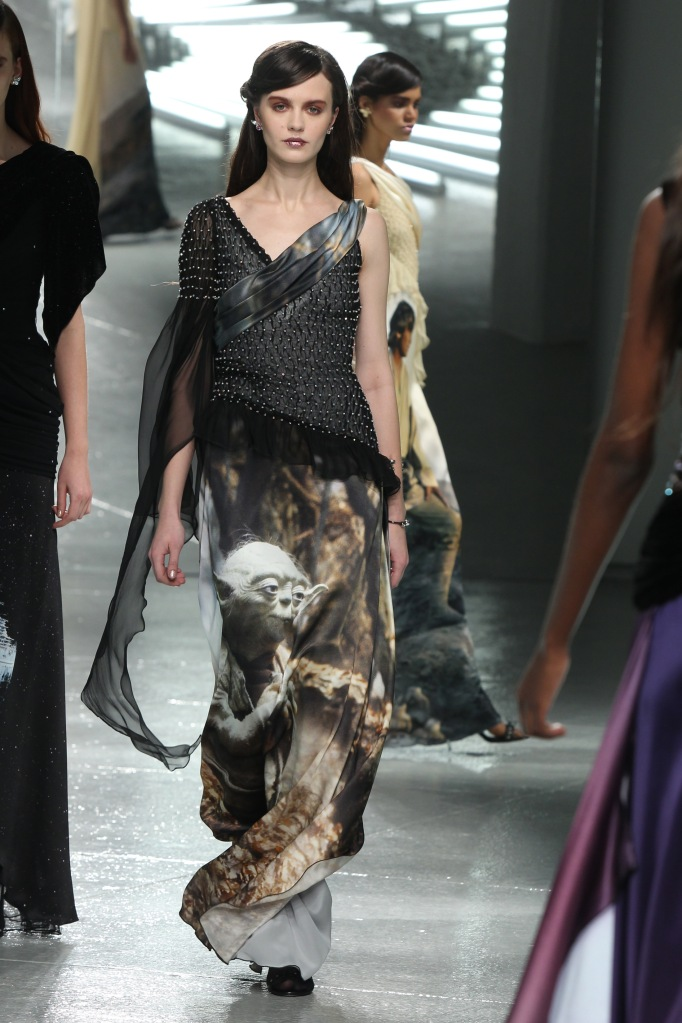 Rodarte - Runway - Fall 2014 Mercedes - Benz Fashion Week