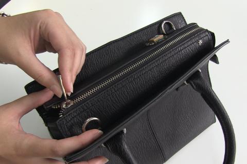 ibag purse snap shut