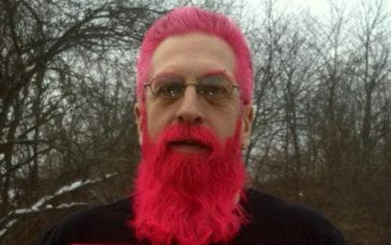 pink-beard-biker