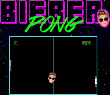 bieber-pong